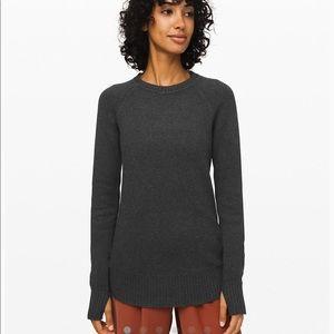 Like New Lululemon Still Lotus Reversible Sweater